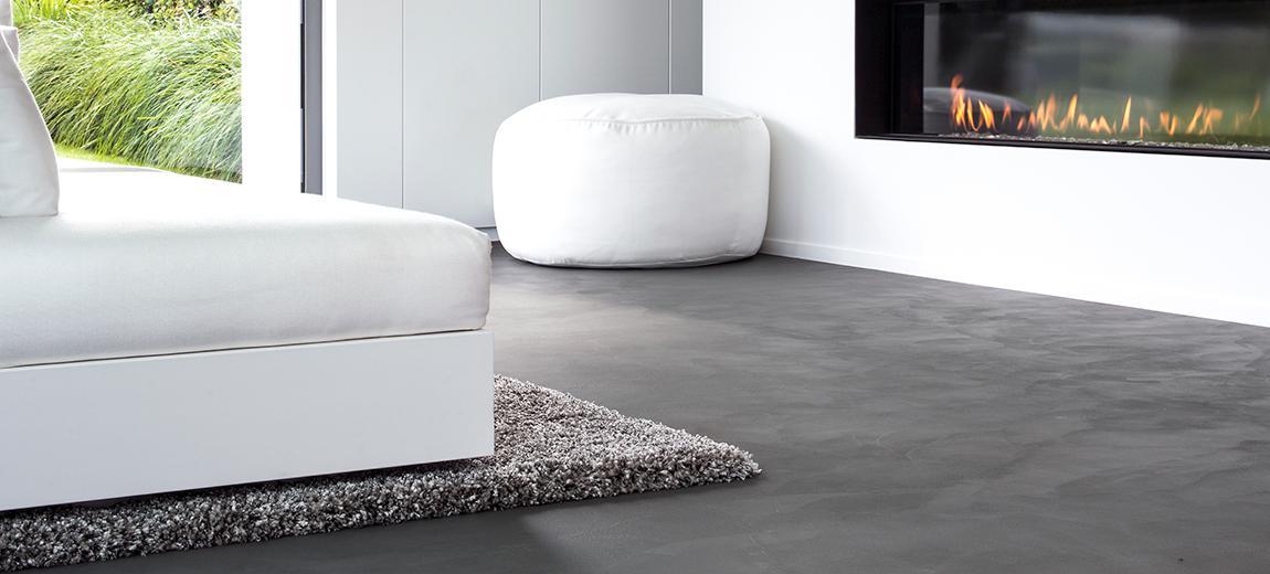 Wand- vloerafwerking